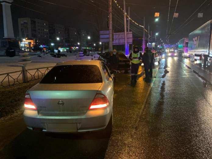 Водитель, устроивший ДТП на Московском шоссе в Рязани, был пьян