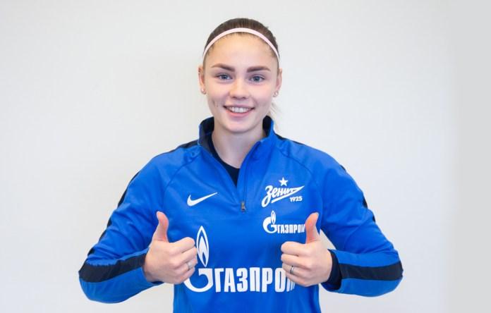 Футболистки «Рязани-ВДВ» перешли в питерский «Зенит»