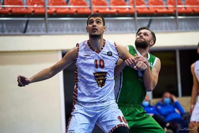 Полуфинал первенства ЦФО по баскетболу пройдёт в Твери