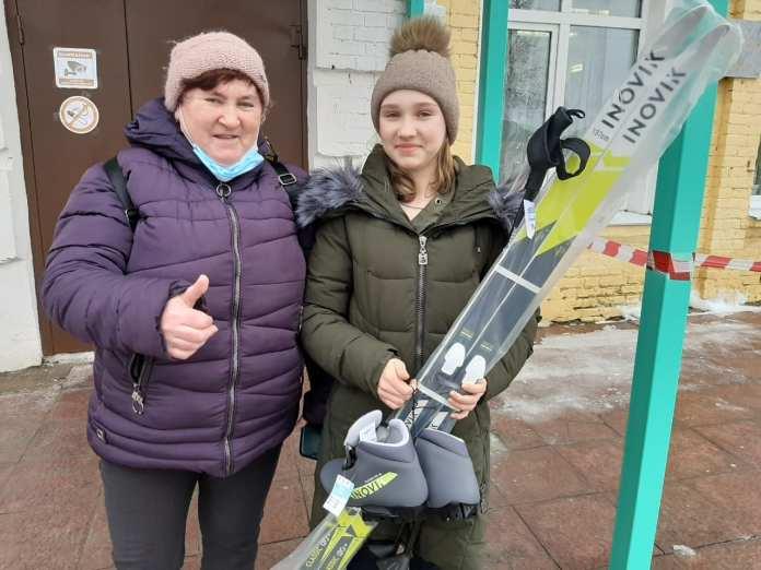 Активисты ОНФ исполнили мечту рязанской школьницы, написавшей письмо Путину