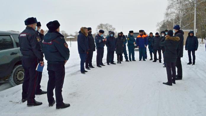 Крещенские купания в Рязани пройдут с соблюдением эпидемиологических мер