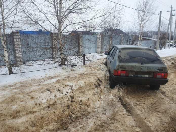 В ГИБДД рассказали подробности полицейской погони в Рязани