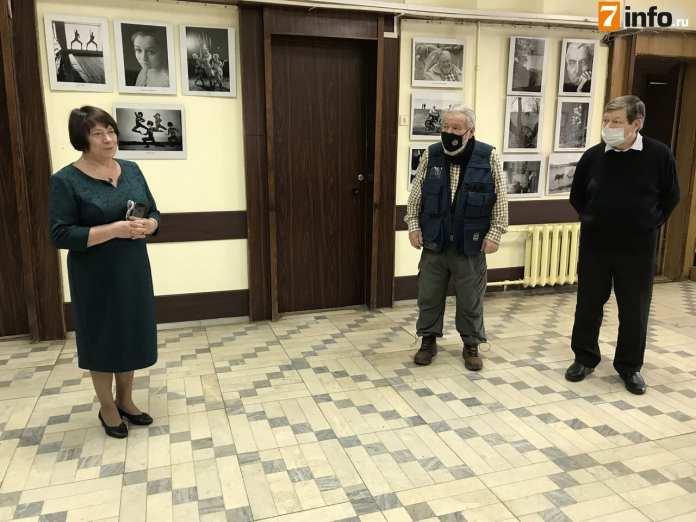 """В Рязани открылась выставка фотожурналиста """"Слепки времени"""""""