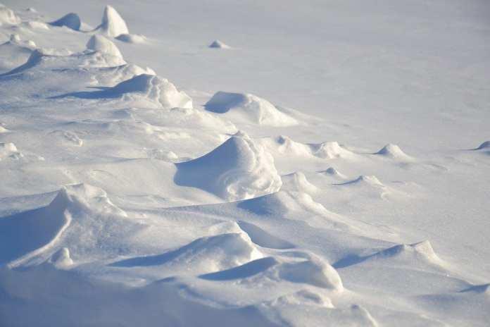 В последнюю неделю января рязанцы чаще всего жаловались на уборку снега