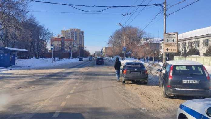 """В Рязани житель Орла на """"Шевроле Ланосе"""" сбил 19-летнюю девушку"""