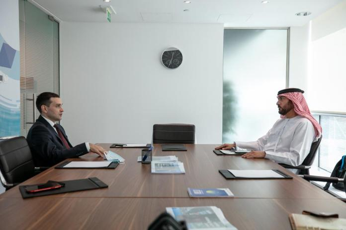 Продукцию рязанских производителей презентовали в ОАЭ