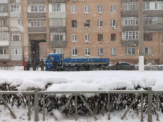 Из-за аварии на улице Высоковольтной в Рязани затруднено движение