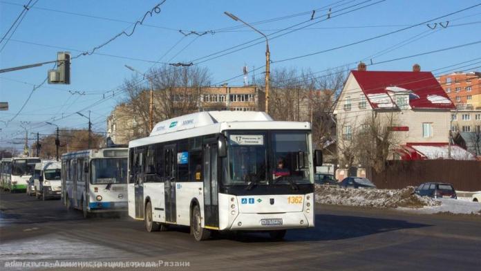 Общественный транспорт в Рязани не соблюдает интервал движения - прокуратура