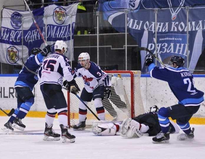 ХК «Рязань» и МХК «Рязань-ВДВ» оформили долгожданные путёвки в плей-офф