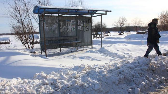 Владимир Бурмистров поручил очистить от снега платные парковки и остановки