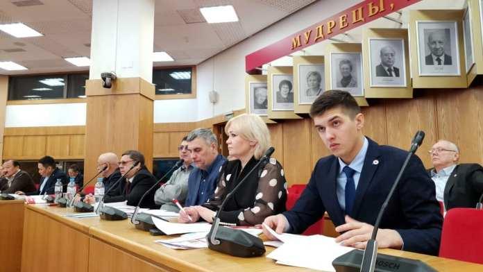 Рязанское отделение Партии Пенсионеров поддержало решение об участии в выборах в Госдуму