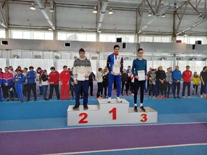 Бегун из Рязани победил на Всероссийских соревнованиях в Челябинске
