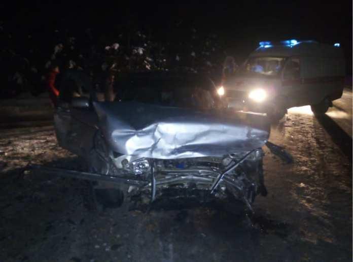 Три человека пострадали в аварии ВАЗ и иномарки в Касимовском районе