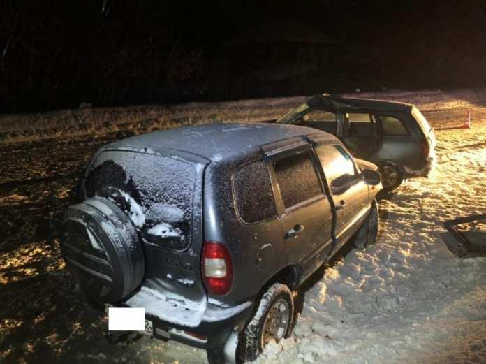 В смертельной аварии ВАЗ и Chevrolet в Кадомском районе погибла 44-летняя женщина