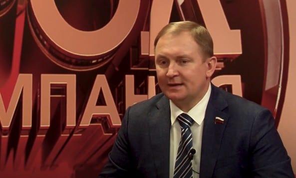 Шерин рассказал о своей позиции по поводу ситуации с Ново-Рязанской ТЭЦ