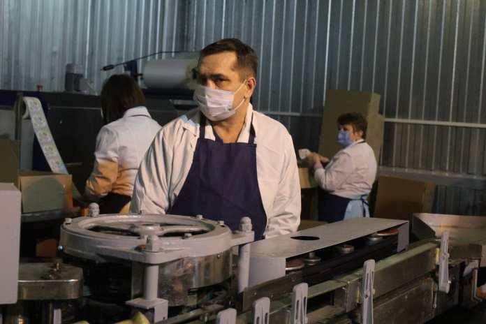 Бережливое производство на Скопинском мясокомбинате дает свои результаты