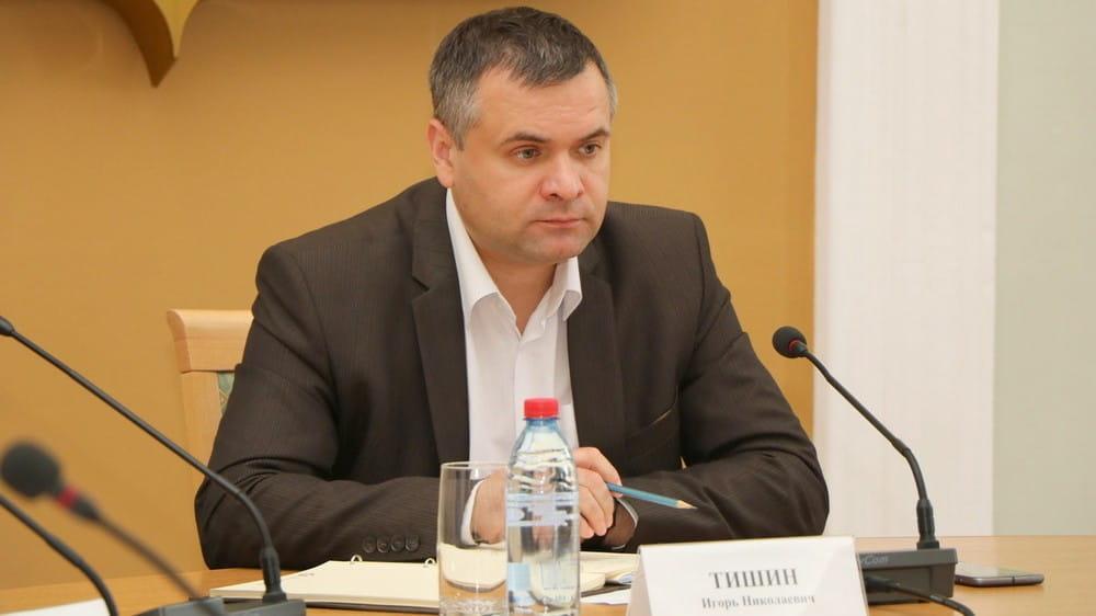 ФСБ изъяла документы из кабинета главы администрации Спасского района