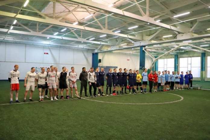 Команда УМВД России по Рязанской области выиграла Кубок Мужества-2021 по мини-футболу