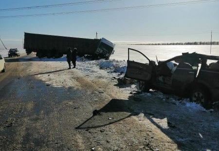 Появились подробности смертельной аварии в Пронском районе