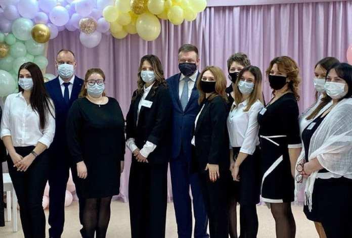 На улице Шереметьевской в Рязани открыли детсад на 290 мест