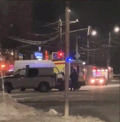 В Дашково-Песочне молодой рязанец попытался убить своего знакомого