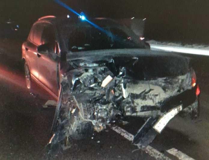 Четыре машины попали в ДТП в Спасском районе, есть пострадавшие