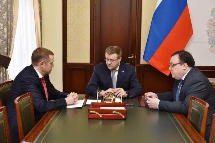 Николай Любимов пообещал поддержать профилактический проект РязГМУ