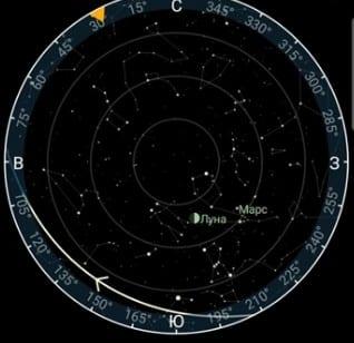 Рязанцы смогут наблюдать в ночном небе полёт МКС