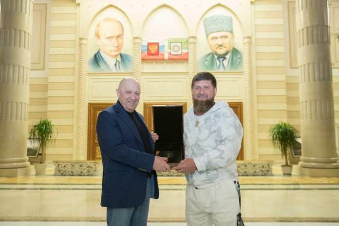 Рамзан Кадыров пообещал передать Пригожина ФБР за $250 000 наличными