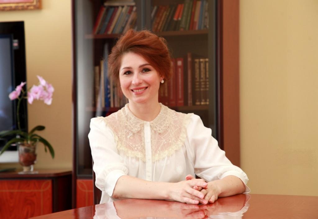 Юлия Рокотянская: Мы по праву гордимся нашими землячками