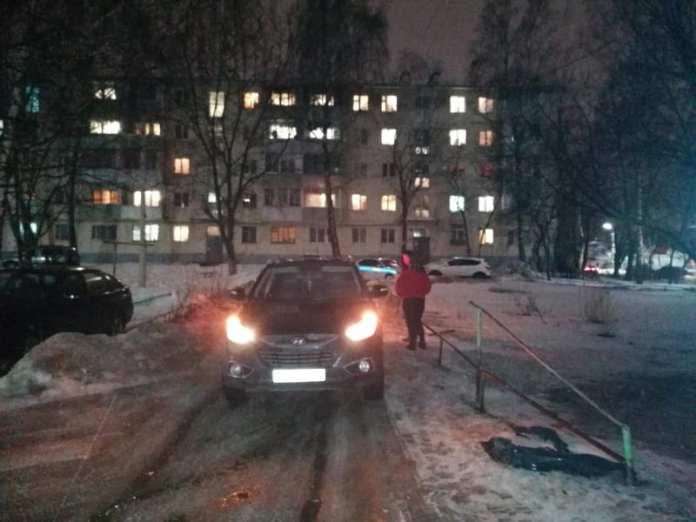"""Рязанка на """"Hyundai"""" сбила 59-летнюю женщину при движении задом"""