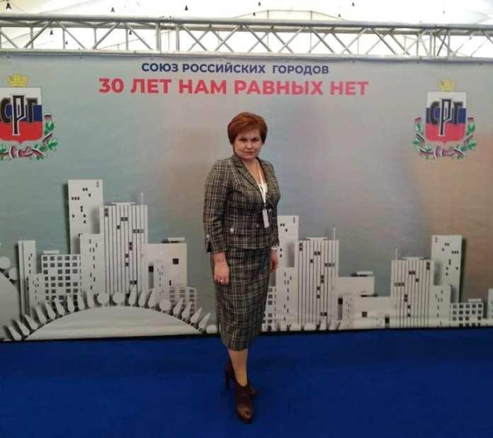Елена Сорокина вошла в ревизионную комиссию Союза российских городов