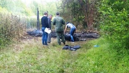 Женщина сожгла заживо своего знакомого