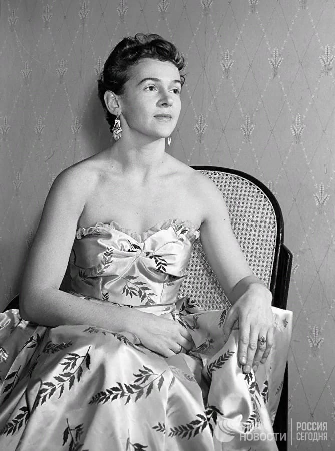 Композитор Людмила Лядова умерла на 96-м году жизни