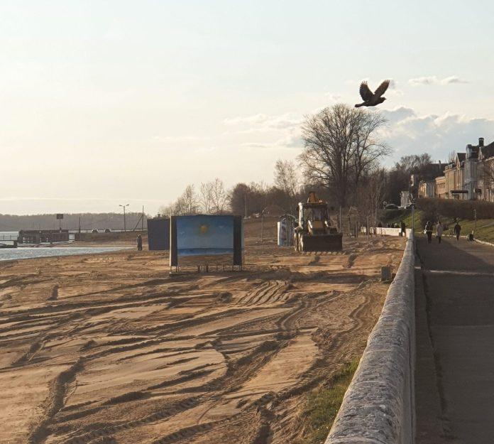 На благоустройство костромских пляжей из бюджета города выделят свыше 4 млн рублей