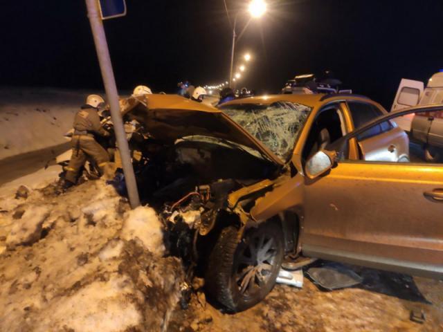 В Архангельской области на 11 лет посадили устроившего смертельную аварию мужчину