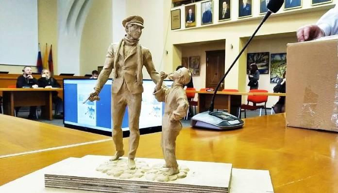 Памятник Остапу Бендеру установят в Рыбинске Ярославской области