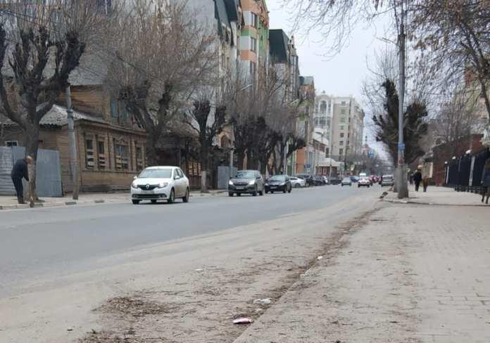 Урбанисты объяснили, почему на улицах Рязани столько пыли и грязи