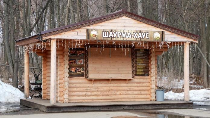 Рязанский Лесопарк готовится к паводку