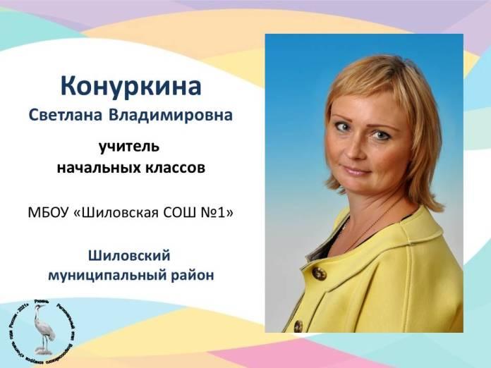Голосование за участников конкурса «Учитель года России-2021»