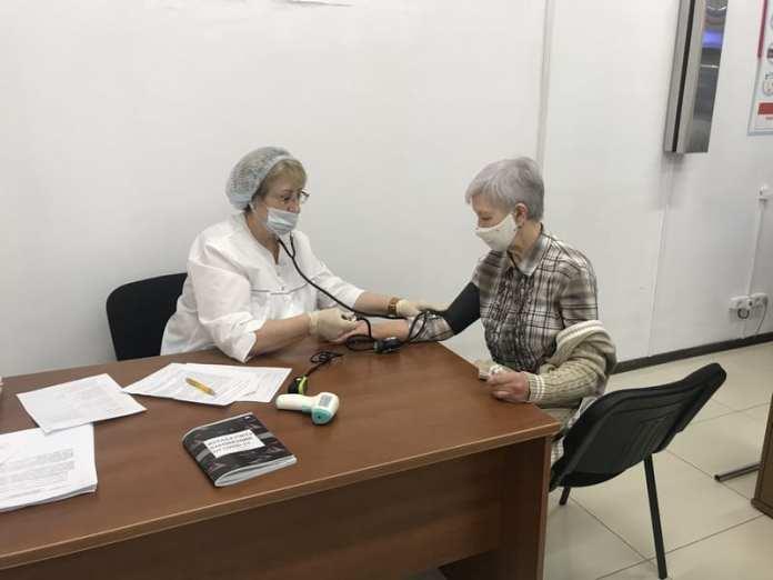 В ТРЦ «М5 Молл» начинает работу пункт вакцинации от COVID-19