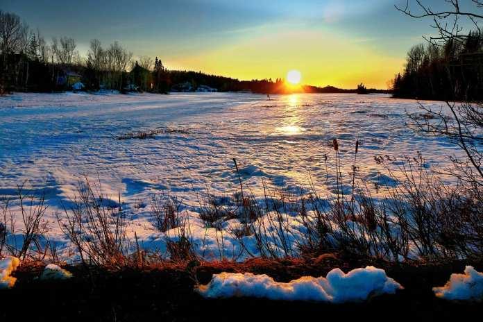 До +12 градусов тепла ожидается в выходные дни в Архангельской области