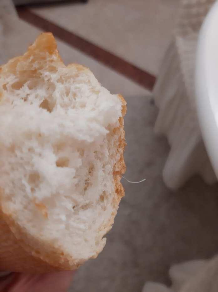 Рязанка обнаружила в хлебе опасный сюрприз