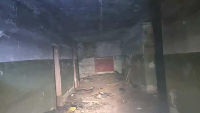 Рязанский блогер снял видео из бомбоубежища бывшей кинокопировальной фабрики