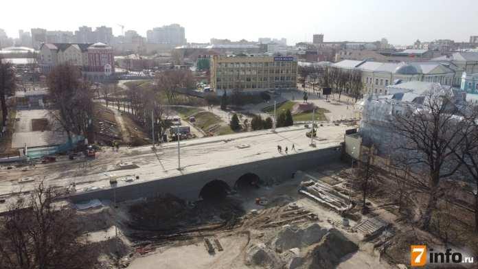 Что происходит на ремонтируемом Астраханском мосту
