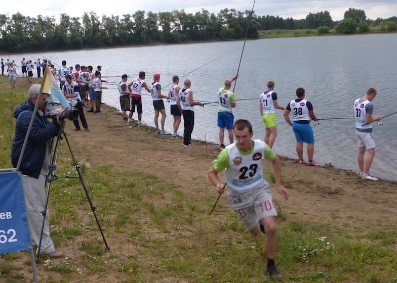 Старт сезона рыбатлона в Рязани запланирован на 22 мая