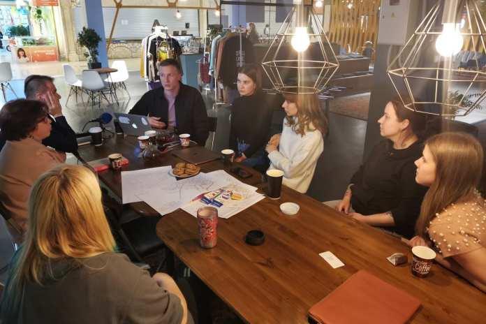 В Рязани продолжают обсуждать развитие Торгового городка