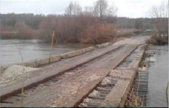 В Рязанской области открыли движение по мосту возле скита Свято-Данилова монастыря