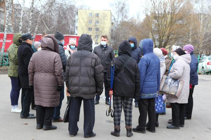 Борис Ясинский провёл первую встречу в статусе замглавы администрации Рязани
