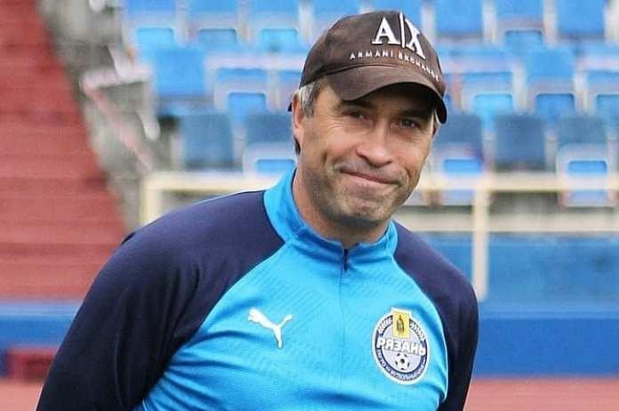 Известный рязанский футболист, тренер отмечает 40-летие